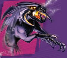 Scaradorable of Gloom Hollow (Dark Form)