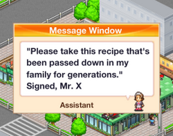Mr x-cafeteria nipponica