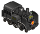 Express Steam Train (Station Manager)