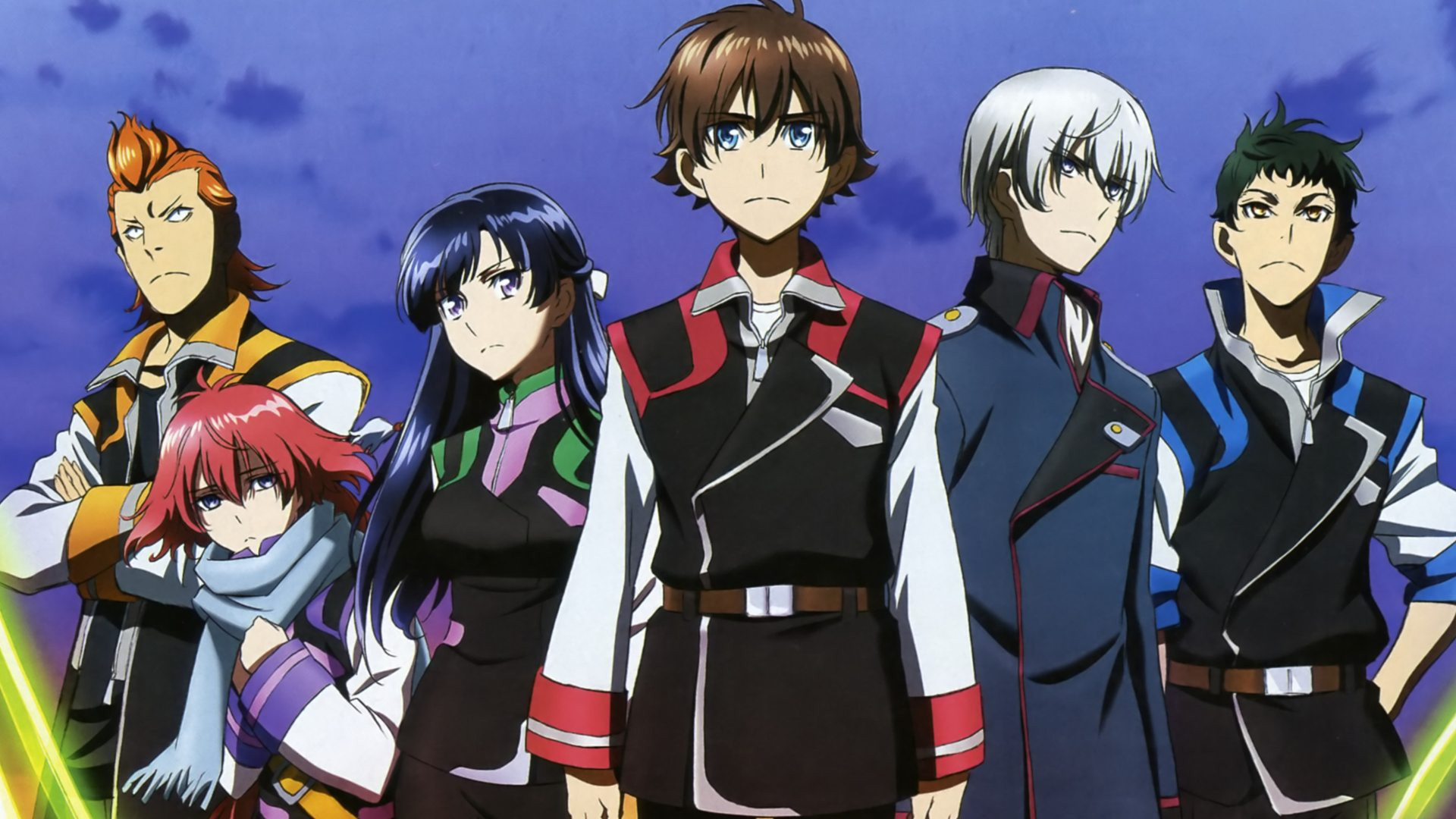 Persamaan Anime Guilty Crown dengan Kakumeiki Valvrave