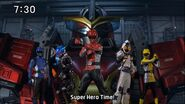 GoBusters-Fourze