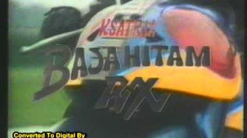 Ksatria Baja Hitam RX - TV Version Indonesia (From RCTI 1993)