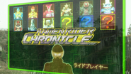 Kamen Rider Chronicle with OC
