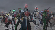 KRBW All Riders Heisei and NeoHeisei