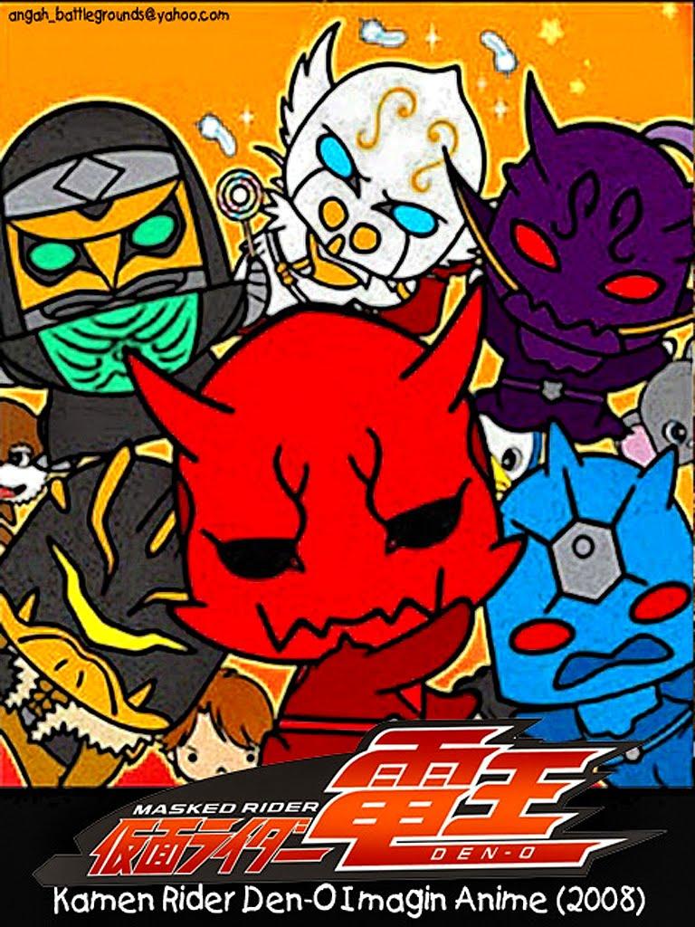 Imagin Anime | Kamen Rider Wiki | FANDOM powered by Wikia