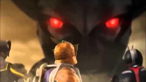 Kamen Rider BattRide War 2 PS3 Trailer 1