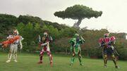 Sengoku Movie Battle - Rider Arms