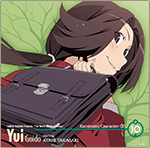 Yui Character CD cover