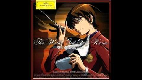 The World God Only Knows OST 19 - Kami-nii-sama~