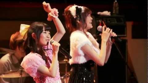 中川かのん starring 東山奈央 1stコンサート2012 Ribbon Revolution