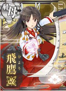 CVL Hiyou Kai 283 Card