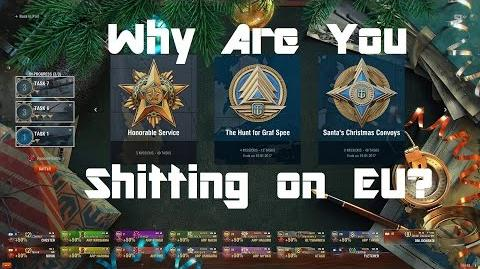 WG Why are you shitting on EU for Christmas? (