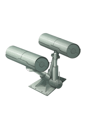 Type 94 Depth Charge Projector 044 Equipment