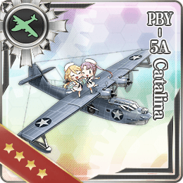 PBY-5A Catalina 178 Card