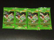 Keroro Quest Card packs