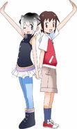 Myou and Tomosu