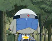 Or maybe it was Lance Corporol Tororo oh wait