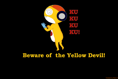 KU KU KU YELLOWDEVIL!