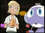 Mois and Urere on Cartoon Network