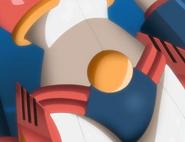 Akibot close up 2