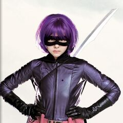 Hit-Girl from Kick-Ass (2010)