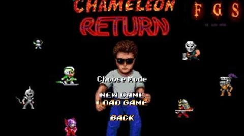 KID CHAMALEON - RETURNS- GAMEPLAY BASIC TESTES