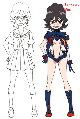 File:Maiko Ōgure body (Sketch - with Senketsu).png