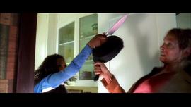 Kill Bill Chapter 1 Fight Knife Block