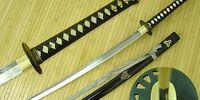 Bill's sword