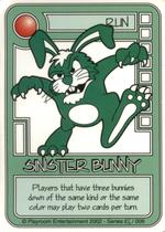 009 Green Sinister Bunny-thumbnail