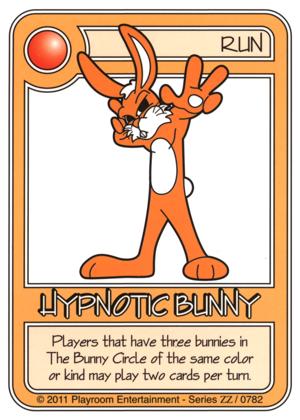 0782 Orange Hypnotic Bunny-thumbnail