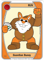 013 Orange Guardian Bunny-thumbnail