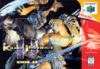 Killer Instinct Gold Cover