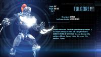 Fulgore Arcade Bio