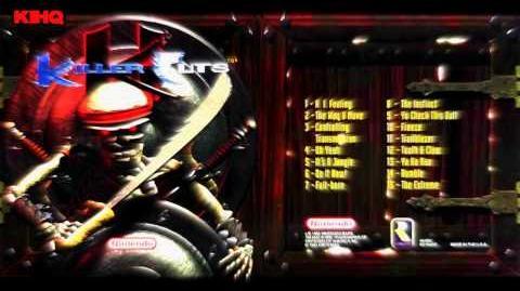 Killer Cuts Ya Ha Haa - Spinal Theme HD