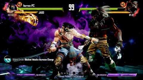 Killer Instinct - Shadow Lords - Guardians Tutorial Tiger