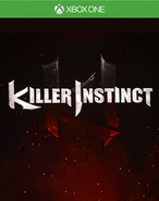 Killer Instinct First Cover