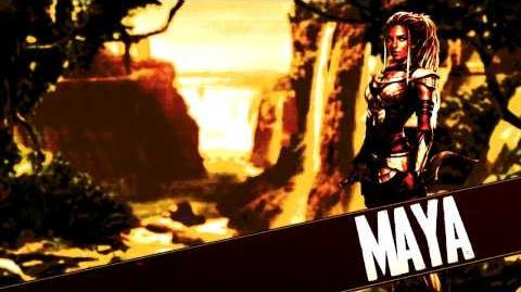Killer Instinct- Maya Theme (Complete Edited Version)