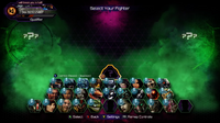 KI Season 3 Character Select Screen 3.6 Patch