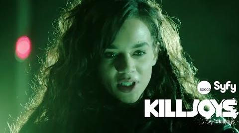 Killjoys - You can run, but you cannot hide!