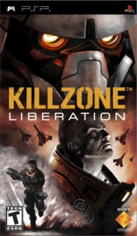 Killzone- Liberation box art