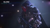 Killzone Shadow Fall Helghast Scout Close Up