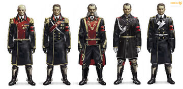 KILLZONE3 councillor concepts