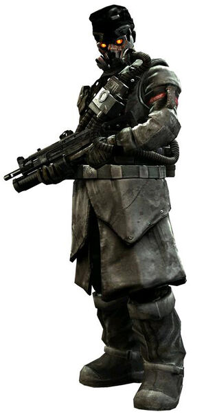 Advanced Shock Trooper