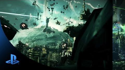 Killzone Shadow Fall - Launch Trailer PS4