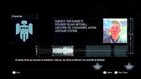 Killzone Shadow Fall Audiolog 11