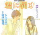 Kimi ni Todoke Light Novel Volume 02
