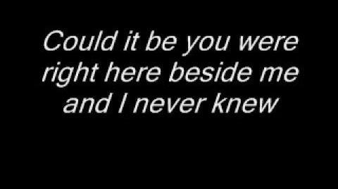 Could it be lyrics (full)- Christy Carlson Romano-0