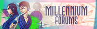 Millenium forums wordmark