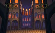 Notre Dame Interior KH3D